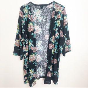 TORRID l Floral Kimono